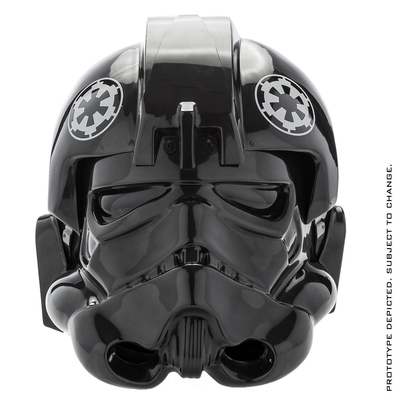 Star Wars TIE Fighter Pilot estándar Casco Prop Replica