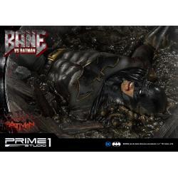 DC Comics Estatua 1/3 Bane VS Batman 83 cm