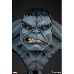 Gray Hulk Life-Size Bust by Sideshow Collectibles marvel