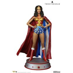 DC Comic Maquette Wonder Woman Cape Variant 33 cm
