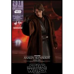Anakin Skywalker (Dark Side) Sixth Scale Figure by Hot Toys Episode III: Revenge of the Sith - Movie Masterpiece Series