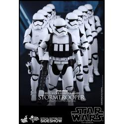 Star Wars The Force Awakens: First Order Heavy Gunner Stormtrooper 1:6 scale figure