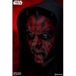 Star Wars: Darth Maul Life Sized Busto
