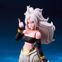Dragonball FighterZ S.H. Figuarts Action Figure Android No. 21 15 cm