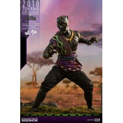 T'Chaka Sixth Scale Figure by Hot Toys Movie Masterpiece Series Black Panther