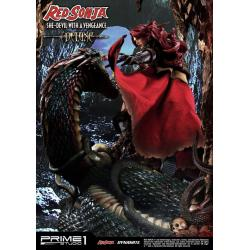 Red Sonja Estatua Red Sonja She-Devil with a Vengeance Deluxe Version 79 cm