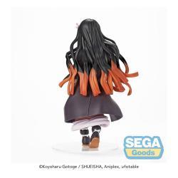Demon Slayer: Kimetsu no Yaiba Estatua PVC Nezuko Kamado (Sega Prize) 21 cm
