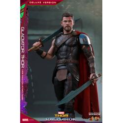 THOR RAGNAROK GLADIATOR THOR CHRIS HEMSWORTH DELUXE VERSION 1/6TH SCALE