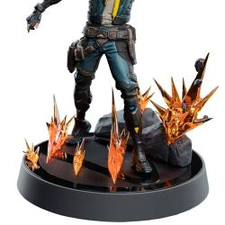 Borderlands 3 Figures of Fandom PVC Statue Zane 22 cm