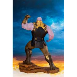 Vengadores Infinity War Estatua PVC ARTFX+ 1/10 Thanos 28 cm