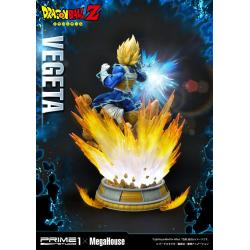Dragon Ball Z Estatua 1/4 Super Saiyan Vegeta 64 cm