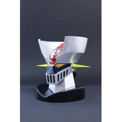 Mazinger Z Figura Diecast Metal Action No. 3 Great Mazinger Jetpilder 8 cm