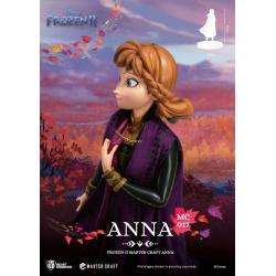 Frozen El reino del hielo 2 Estatua Master Craft 1/4 Anna 39 cm