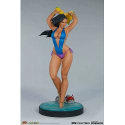 Street Fighter Statue Laura (Season Pass) 44 cm