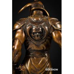 Frank Frazetta Estatua 1/7 Death Dealer Faux Bronze 35 cm