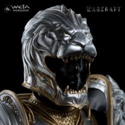 Warcraft Estatua 1/6 Armadura de King Llane 33 cm