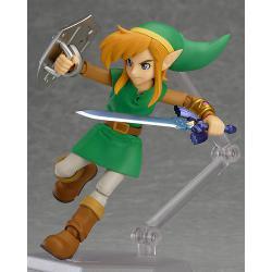 The Legend of Zelda A Link Between Worlds Figma Action Figure Link DX Edition 11 cm