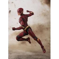Justice League S.H. Figuarts Action Figure Flash Tamashii Web Exclusive 15 cm
