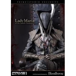 Bloodborne The Old Hunters Statue 1/4 Lady Maria of the Astral Clocktower P1S Exclusive 50 cm