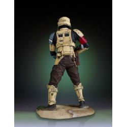 Star Wars Rogue One Estatua Collectors Gallery 1/8 Shoretrooper 22 cm