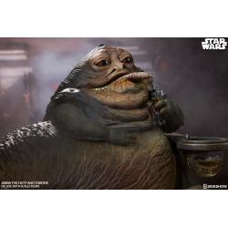 Jabba the Hutt & Throne Deluxe Star Wars Episode VI