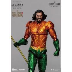La liga de la justicia Figura Dynamic 8ction Heroes 1/9 Aquaman SDCC 2019 Exclusive 20 cm