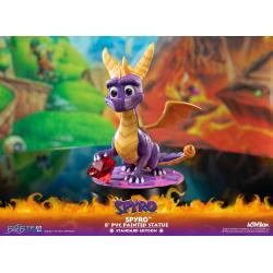 Spyro the Dragon Estatua PVC Spyro 20 cm