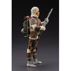 Star Wars Estatua ARTFX+ 1/10 Bounty Hunter Dengar 19 cm
