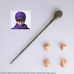 Dragon Quest V The Hand of the Heavenly Bride Figura Bring Arts Hero Square Eniix Limited 23 cm
