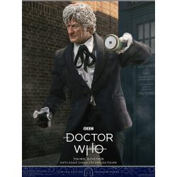 Doctor Who Collector Figure Series Action Figure 1/6 3rd Doctor (Jon Pertwee) Limited Edition 30 cm