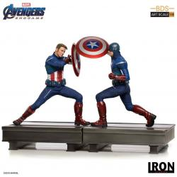 Vengadores: Endgame Estatua BDS Art Scale 1/10 Captain America 2023 19 cm