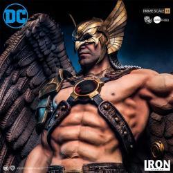 DC Comics Estatua Legacy Prime Scale 1/3 Hawkman Open & Closed Wings Ver. 104 cm