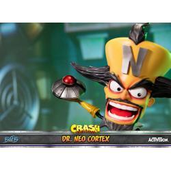 Crash Bandicoot 3 Estatua Dr. Neo Cortex 55 cm