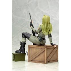 Metal Gear Solid Bishoujo Estatua PVC 1/7 Sniper Wolf 19 cm