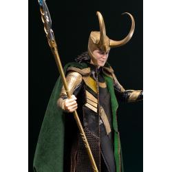 Avengers Endgame ARTFX PVC Statue 1/6 Loki 37 cm
