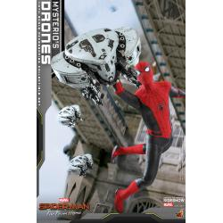 Mysterio\'s Drones Accessories Set by Hot Toys Accessories Collection Series - Spider-Man: Far From Home