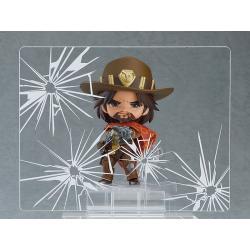 Overwatch Figura Nendoroid Mccree 10 cm