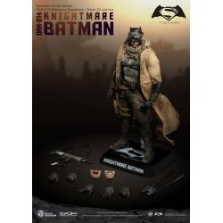 Batman v Superman Dawn of Justice Figura Dynamic 8ction Heroes 1/9 Knightmare Batman 20 cm