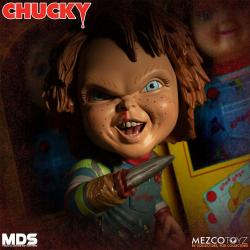 Chucky el muñeco diabólico 3 Muñeca Designer Series Deluxe Chucky 15 cm