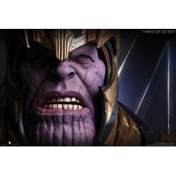 Busto Thanos Studios Escala real Los vengadores