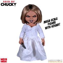 Seed of Chucky Figura Parlante MDS Mega Scale Tiffany 38 cm
