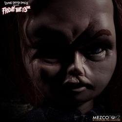 Viernes 13 Living Dead Dolls Muñeco Jason Voorhees Deluxe Edition 25 cm