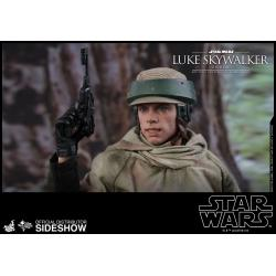 Luke Skywalker (Endor) Sixth Scale Figure by Hot Toys Star Wars Episode VI: Return of the Jedi - Movie Masterpiece Series