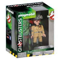 Ghostbusters Collectible Figure Winston Zeddemore 15 cm
