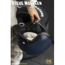 STEVE MCQUEEN OLD&RARE STATUE