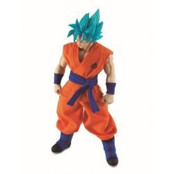 Dragonball Super D.O.D. Estatua PVC SSGSS Son Goku 22 cm