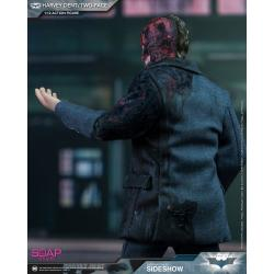 The Dark Knight Action Figure 1/12 Two-Face (Harvey Dent) 18 cm