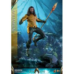 Aquaman Sixth Scale Figure by Hot Toys Aquaman - Movie Masterpiece Series