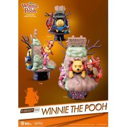 Winnie Pooh Diorama PVC D-Select 14 cm