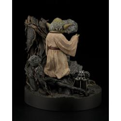 Star Wars Estatua ARTFX 1/7 Yoda (The Empire Strikes Back Version) 18 cm